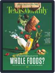 Texas Monthly (Digital) Subscription July 1st, 2017 Issue
