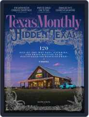 Texas Monthly (Digital) Subscription March 1st, 2017 Issue