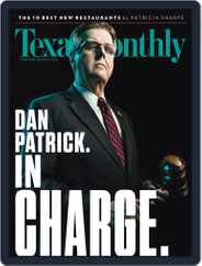 Texas Monthly (Digital) Subscription February 1st, 2017 Issue