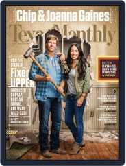 Texas Monthly (Digital) Subscription October 1st, 2016 Issue