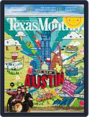 Texas Monthly (Digital) Subscription February 25th, 2016 Issue