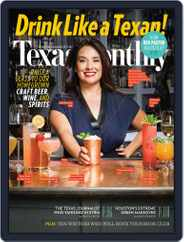 Texas Monthly (Digital) Subscription October 1st, 2015 Issue