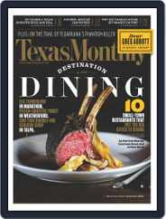 Texas Monthly (Digital) Subscription December 1st, 2014 Issue
