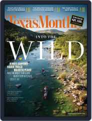 Texas Monthly (Digital) Subscription September 29th, 2014 Issue