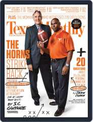 Texas Monthly (Digital) Subscription August 26th, 2014 Issue