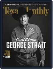 Texas Monthly (Digital) Subscription May 23rd, 2014 Issue