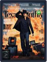 Texas Monthly (Digital) Subscription March 21st, 2014 Issue