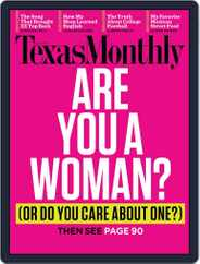 Texas Monthly (Digital) Subscription July 23rd, 2012 Issue