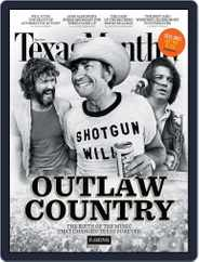 Texas Monthly (Digital) Subscription March 23rd, 2012 Issue
