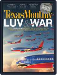 Texas Monthly (Digital) Subscription February 28th, 2012 Issue