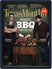 Texas Monthly (Digital) Subscription January 26th, 2012 Issue
