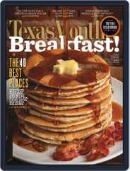 Texas Monthly (Digital) Subscription November 18th, 2011 Issue