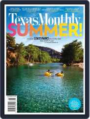 Texas Monthly (Digital) Subscription May 19th, 2011 Issue