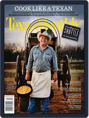 Texas Monthly (Digital) Subscription March 25th, 2011 Issue