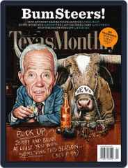 Texas Monthly (Digital) Subscription December 17th, 2010 Issue