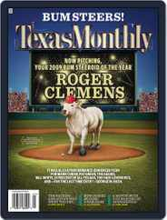 Texas Monthly (Digital) Subscription December 27th, 2008 Issue