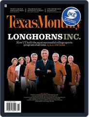 Texas Monthly (Digital) Subscription October 31st, 2008 Issue