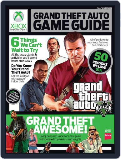 Official Xbox Magazine Special Magazine (Digital) September 24th, 2013 Issue Cover