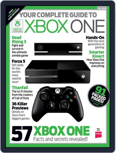 Official Xbox Magazine Special September 3rd, 2013 Digital Back Issue Cover
