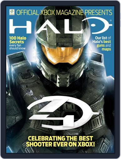 Official Xbox Magazine Special Magazine (Digital) September 4th, 2012 Issue Cover