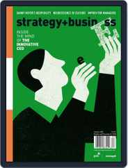 strategy+business (Digital) Subscription August 21st, 2018 Issue