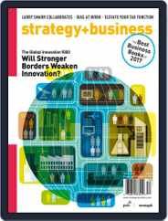 strategy+business (Digital) Subscription November 29th, 2017 Issue