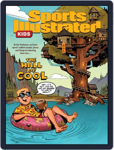 Sports Illustrated Kids (Digital) May 1st, 2020 Issue Cover