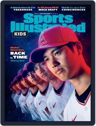 Sports Illustrated Kids (Digital) March 1st, 2020 Issue Cover