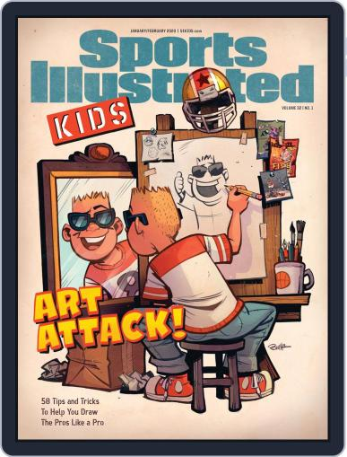 Sports Illustrated Kids (Digital) January 1st, 2020 Issue Cover