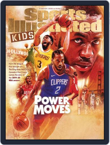 Sports Illustrated Kids (Digital) October 1st, 2019 Issue Cover