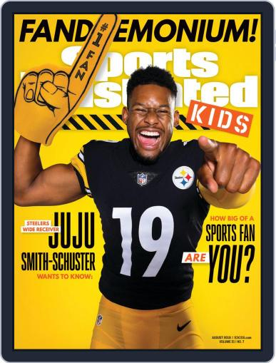 Sports Illustrated Kids (Digital) August 1st, 2019 Issue Cover