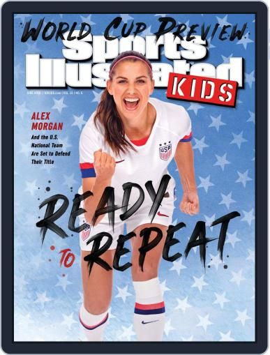 Sports Illustrated Kids (Digital) June 1st, 2019 Issue Cover