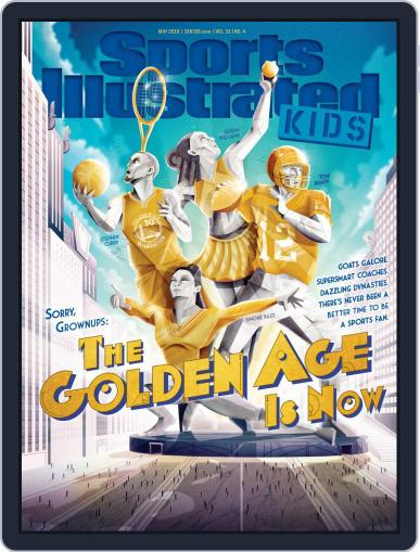 Sports Illustrated Kids (Digital) May 1st, 2019 Issue Cover