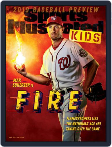 Sports Illustrated Kids (Digital) April 1st, 2019 Issue Cover