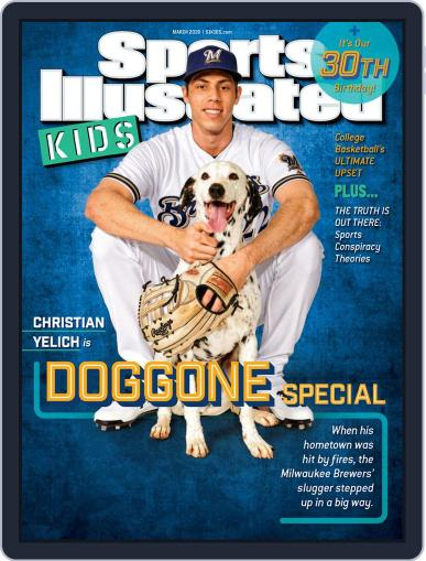 Sports Illustrated Kids (Digital) March 1st, 2019 Issue Cover