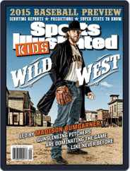 Sports Illustrated Kids (Digital) Subscription April 1st, 2015 Issue