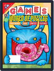 Games World of Puzzles (Digital) Subscription June 1st, 2020 Issue