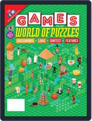 Games World of Puzzles (Digital) Subscription May 1st, 2020 Issue