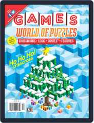 Games World of Puzzles (Digital) Subscription December 1st, 2019 Issue