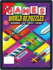 Games World of Puzzles (Digital) Subscription August 1st, 2019 Issue