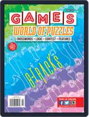 Games World of Puzzles (Digital) Subscription April 1st, 2019 Issue