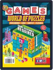 Games World of Puzzles (Digital) Subscription February 1st, 2019 Issue