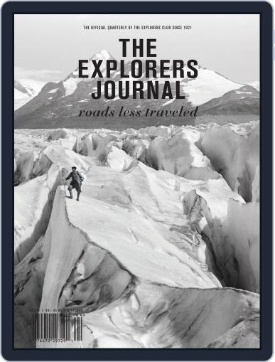 The Explorers Journal January 5th, 2019 Digital Back Issue Cover