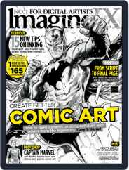 ImagineFX (Digital) Subscription June 1st, 2019 Issue