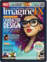 ImagineFX (Digital) Subscription October 26th, 2018 Issue