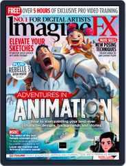 ImagineFX (Digital) Subscription October 1st, 2018 Issue