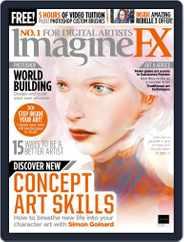 ImagineFX (Digital) Subscription July 13th, 2018 Issue
