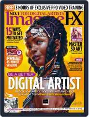 ImagineFX (Digital) Subscription July 1st, 2018 Issue