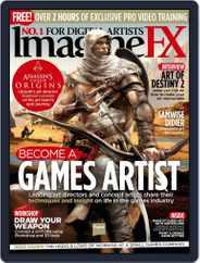 ImagineFX (Digital) Subscription February 1st, 2018 Issue
