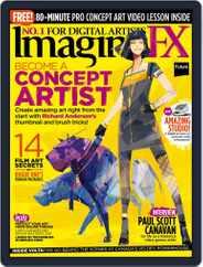 ImagineFX (Digital) Subscription October 1st, 2017 Issue